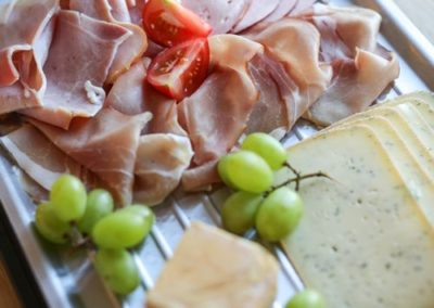 Fromages et salaisons