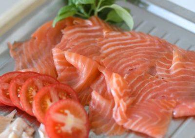 Truite et saumon