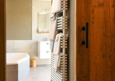 Accès salle de bains