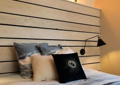 Tête de lit chambre 2